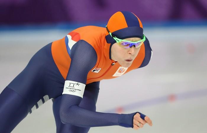 Ter Morsa labo 16 gadus veco olimpisko rekordu un triumfē 1000 metros