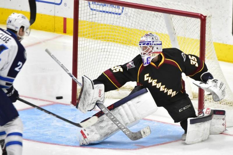 Kivlenieks tieši pirms NHL sezonas sākuma nosūtīts uz AHL