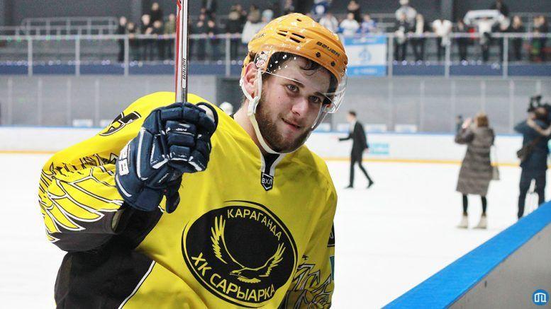 """VHL čempions Kirils Tambijevs atgriežas Latvijā un pievienojas """"Kurbadam"""""""