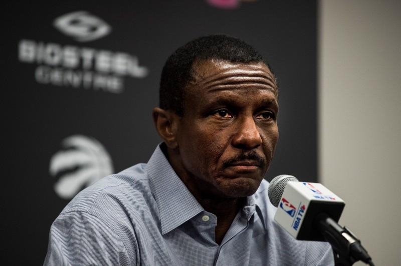 """Raptors"" atbrīvo galveno treneri Keisiju"