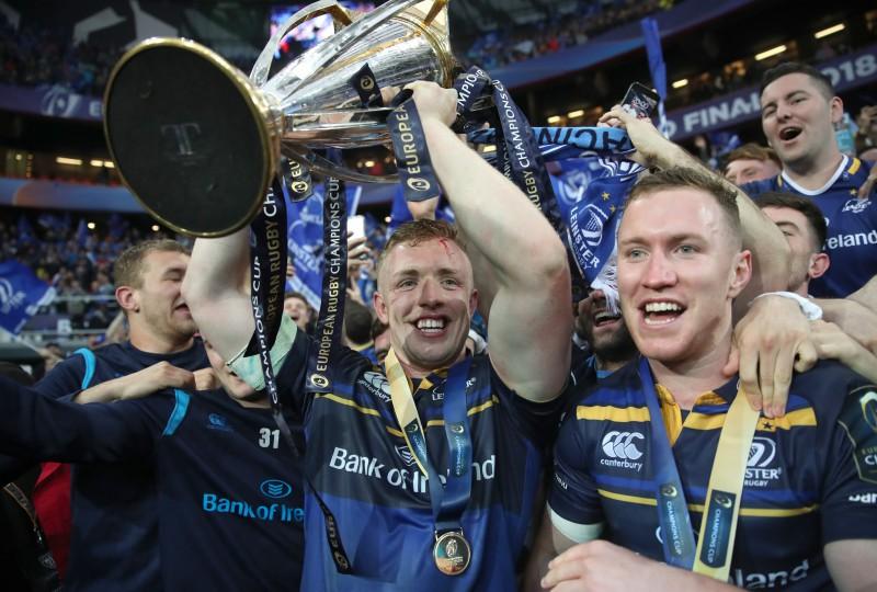 Leinstera atspēlējas un triumfē Čempionu kausā