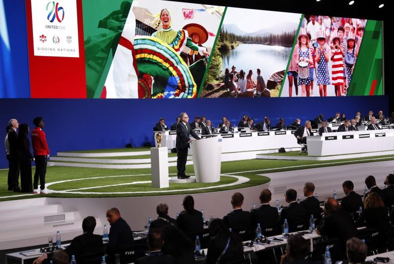 2026. gada Pasaules kauss notiks ASV, Kanādā un Meksikā