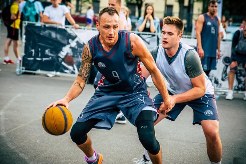 """21. jūnijā Grīziņkalnā tiks izcīnīta sestā ceļazīme uz """"Ghetto Basket"""" """"Quest"""" finālu"""