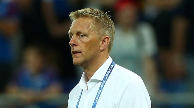 Islandes galvenais treneris Hallgrīmsons pēc Pasaules kausa pamet izlasi