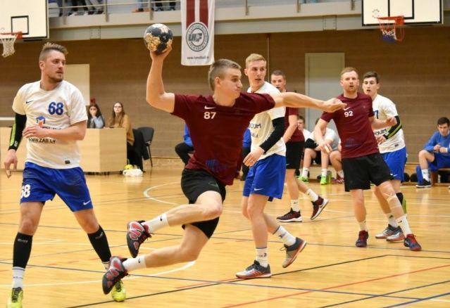 Ar Skrīveri/Aizkraukle un Ogres komandu dueli sāksies Rīgas atklātais čempionāts handbolā