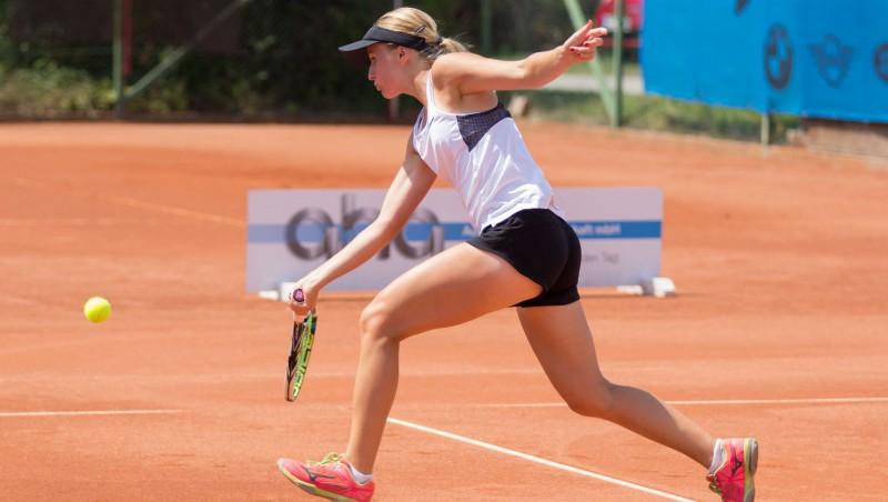 Ar pirmo numuru izsētā Marcinkeviča sasniedz ITF finālu Šveicē