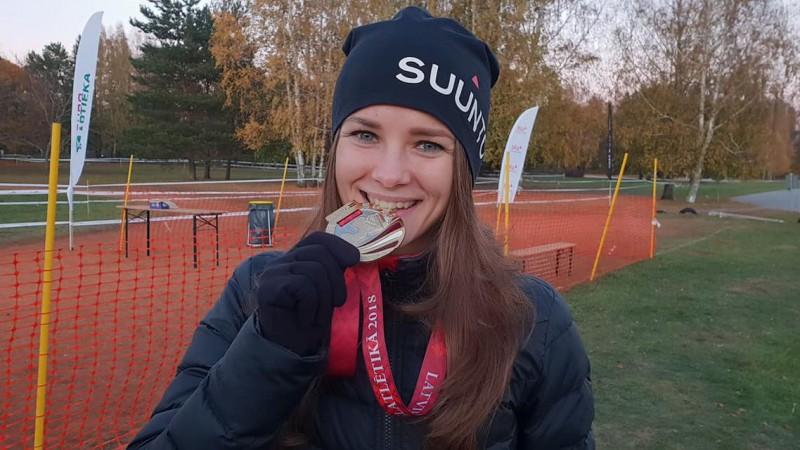 Girgensons un orientieriste Grosberga uzvar Latvijas čempionātā krosā