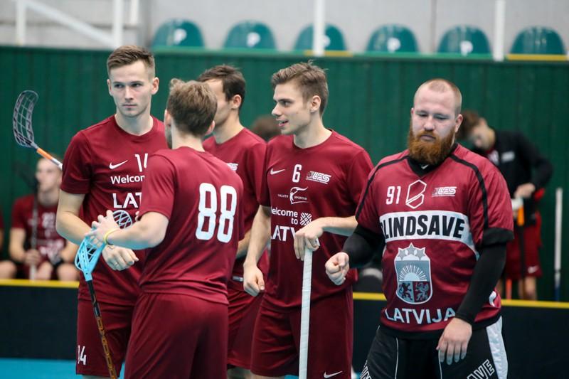 Latvijas izlase pusfinālā spēkosies ar mājiniekiem slovākiem