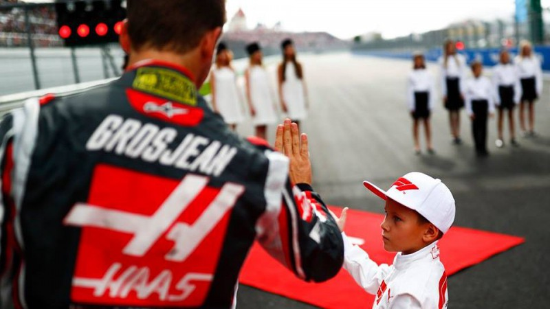 Grožāns tuvu aizliegumam startēt F1 sacīkstēs