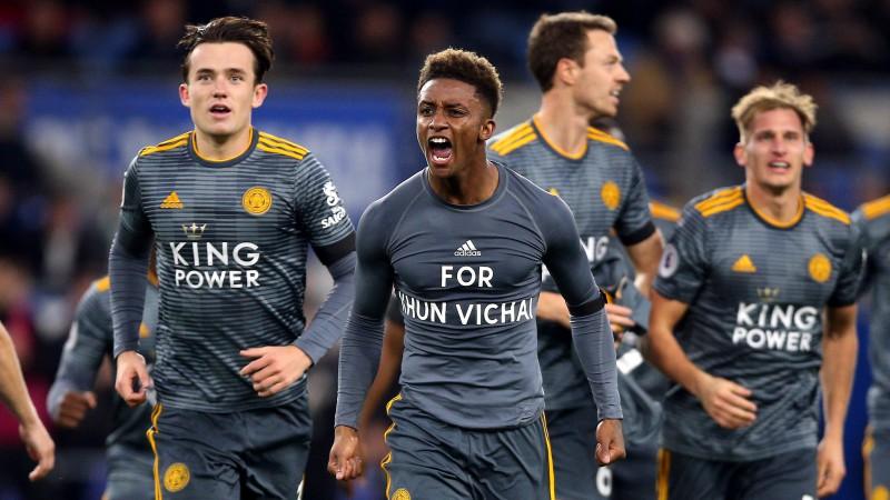 """Leicester"" uzvar par godu kluba īpašniekam, ""United"" knapi pieveic ""Bournemouth"""