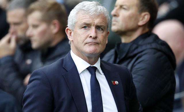 """""""Southampton"""" atlaiž galveno treneri Hjūzu"""