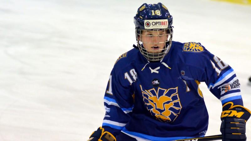 Par OHL novembra MVP atzīts 17 gadus vecais Skrastiņš