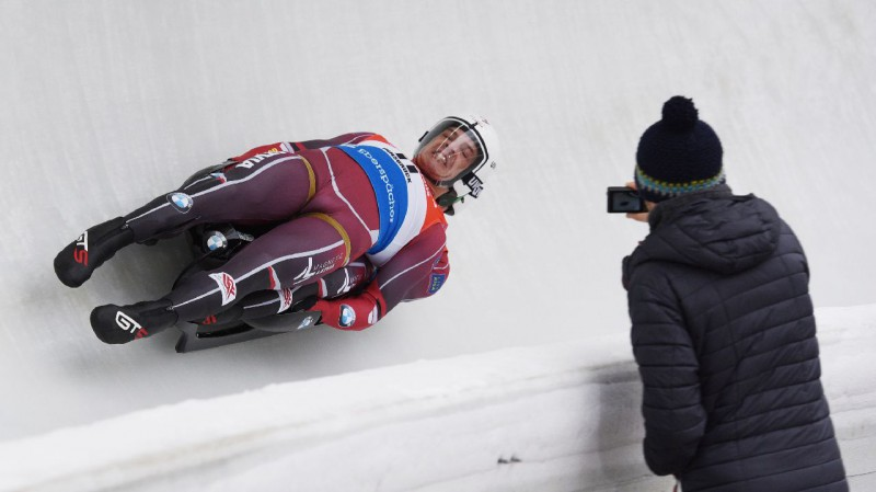 Komandu stafetē Latvijai vēlreiz piektā vieta