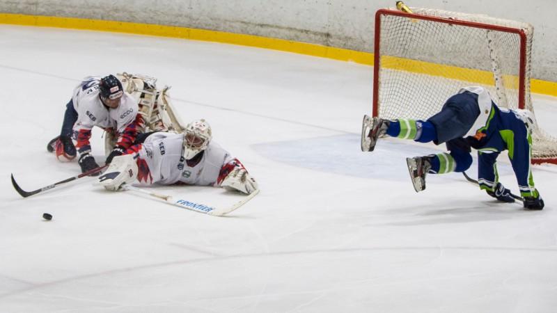 OHL līderu cīņa par pirmo vietu Sportacentrs.com tiešraidē