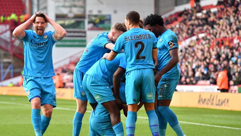 """Matrevica komanda šokējoši izslēdz trīs līgas augstāk esošo """"Sheffield United"""""""