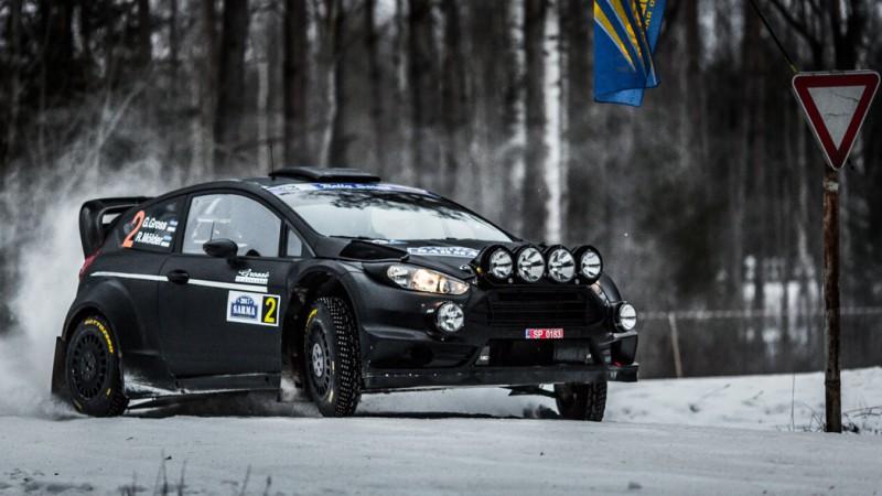 ''Rallijā Sarma'' uz starta stāsies divi sportisti ar WRC klases automašīnām