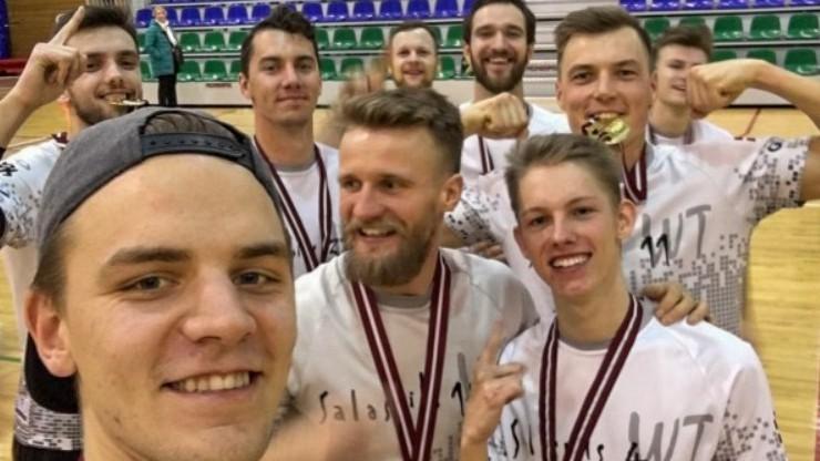 """""""Wild Things"""" nosargā Baltijas čempionu kausu"""