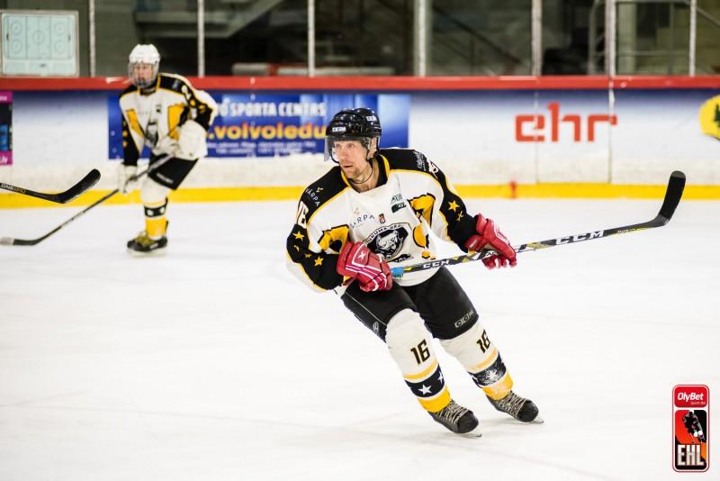 """HK """"Tukuma Brāļi"""" rezultatīvā spēlē uzveic HK """"Hockey Arena"""""""