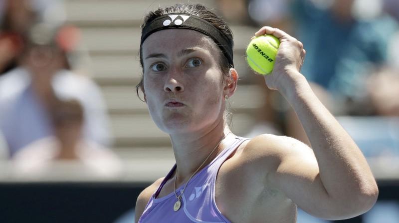"""Sevastova pēc sekmīgā """"Australian Open"""" zaudē vienu pozīciju WTA rangā"""