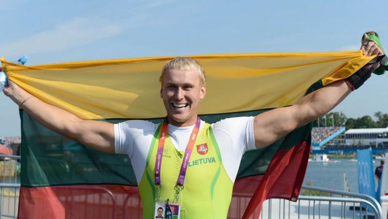 Lietuviešu olimpiskajam medaļniekam pozitīva bijusi arī dopinga analīžu B prove