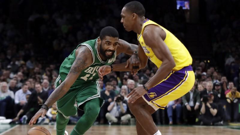 """Eindžs pārliecināts par Ērvinga palikšanu Bostonas """"Celtics"""""""