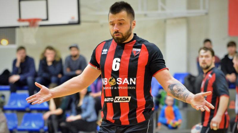 """""""Jūrmalas sports"""", """"Celtnieks"""" un """"Ogre"""" uzvar handbola Virslīgas spēlēs"""