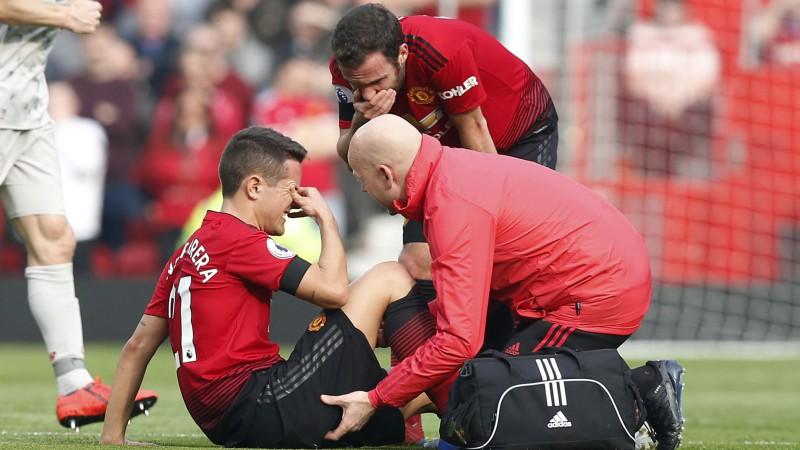 """Traumu iespaidotā cīņā """"Man United"""" cīnās neizšķirti ar """"Liverpool"""""""