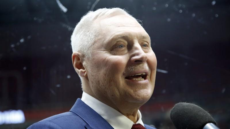 Dinamo sastāvu varētu papildināt NHL uzspēlējošais Ranfords