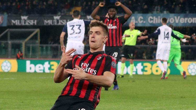 """Pjonteka uzvaras vārti turpina """"Milan"""" sēriju, """"Juventus"""" vēl soli tuvāk titulam"""