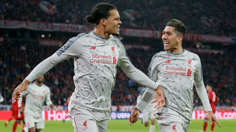 """""""Liverpool"""" viesos dominē pār """"Bayern"""" un izcīna vietu 1/4 finālā"""