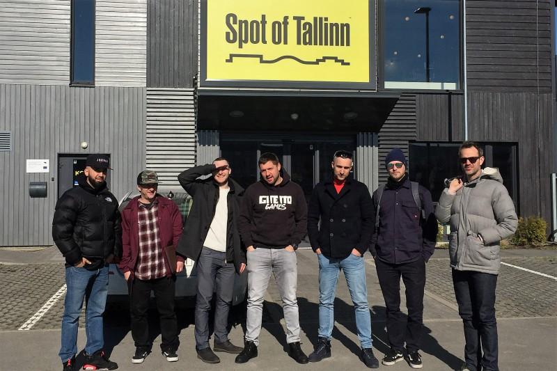 """Tallinā notikusi tikšanās projekta """"Medicines for Europes Ghettos"""" ietvaros"""