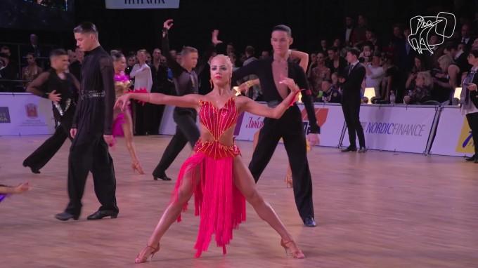 Latvijas jauniešu pāris pusfinālā Eiropas čempionātā Latīņamerikas dejās