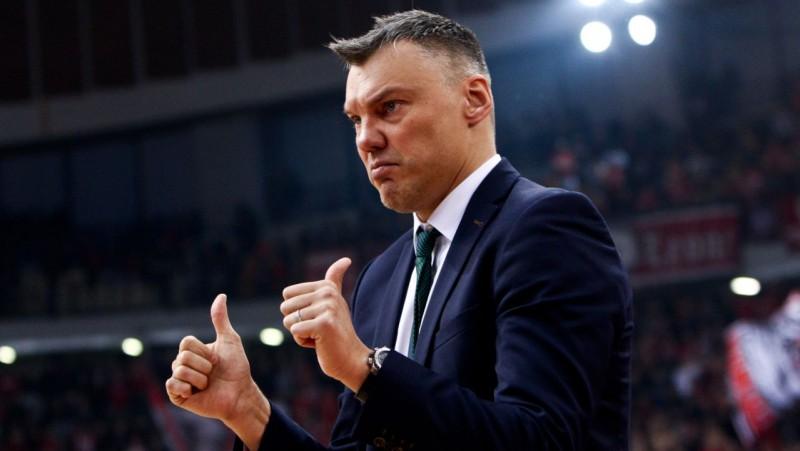 """Vai Jasikēvičs pametīs """"Žalgiri"""" un kļūs par """"Fenerbahce"""" galveno treneri?"""