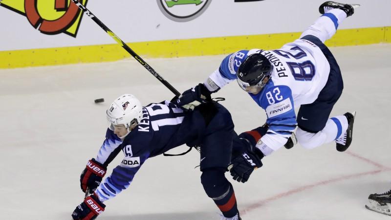 Somija atspēlē divu vārtu deficītu, taču pagarinājumā ļauj ASV izraut uzvaru