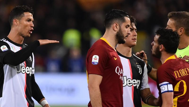 Ronaldu izsmej Florenci un zaudē Romā, Eirokausu pretendentes spēlē perfekti