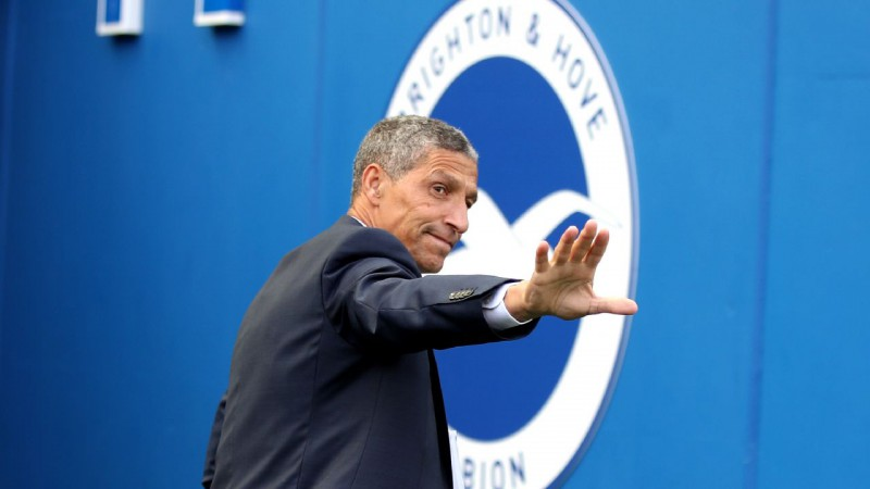 """""""Brighton"""" atlaiž treneri, neraugoties uz noturēšanos Premjerlīgā"""