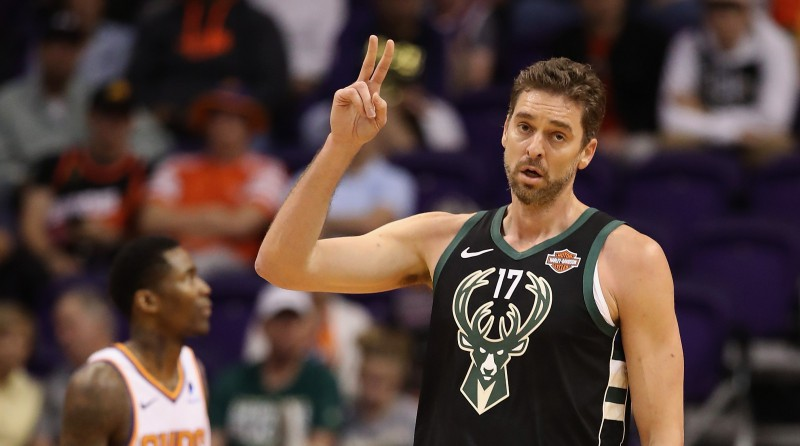 Barselonas vēlmju sarakstā arī divkārtējais NBA čempions Pau Gazols