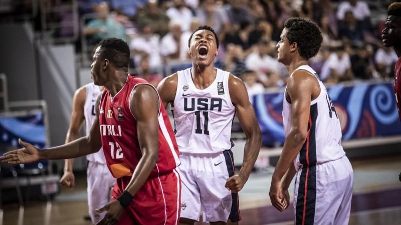 ASV atspēlējas un apstādina sensacionālo Mali, septīto reizi izcīnot U19 pasaules kausu
