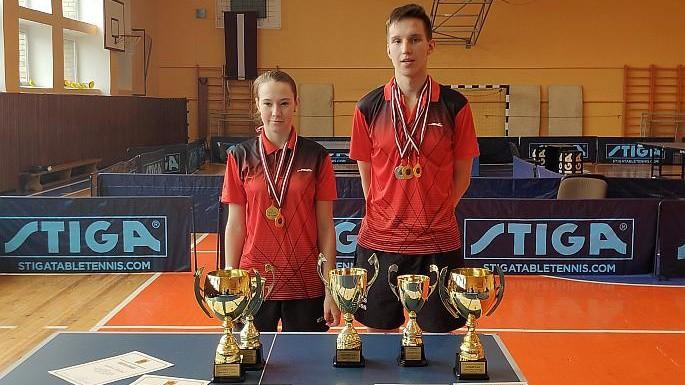 Musajeva, Vasiļjevs un Kogans pārvar Eiropas jaunatnes čempionāta vienspēļu kvalifikāciju