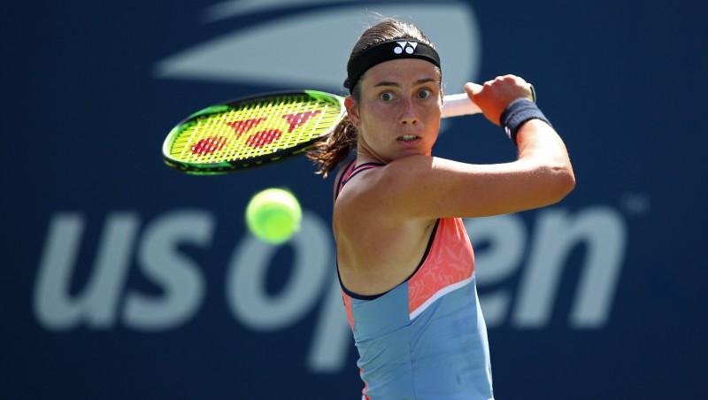 """Sevastova """"US Open"""" sāk ar Kanādas norietējušās zvaigznes Bušāras uzvarēšanu"""