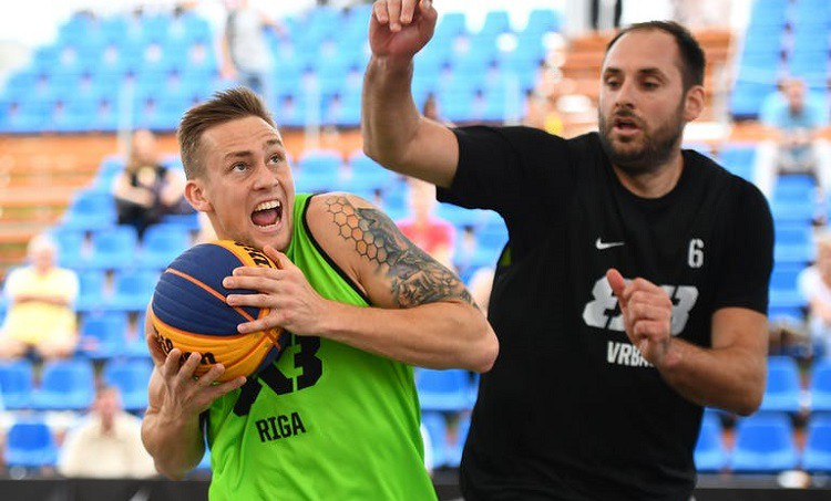"""""""Riga Ghetto Basket"""" sezonas pirmo """"Masters"""" turnīru aizvadīs Dohā"""