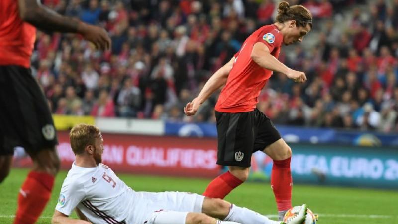 Jaunas sejas, vecais iznākums: futbolistiem kaunpilna sakāve Austrijā