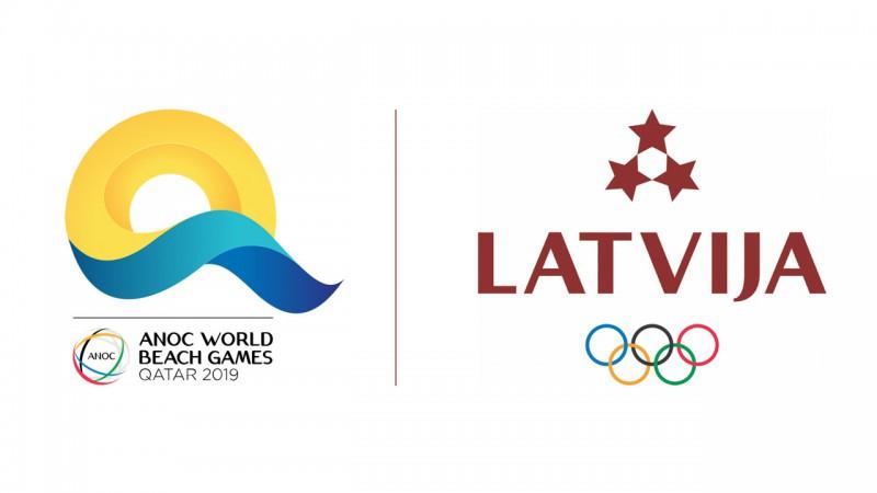 Latvija I ANOC Pludmales spēlēs Dohā piedalīsies 3x3 basketbolā un pludmales tenisā