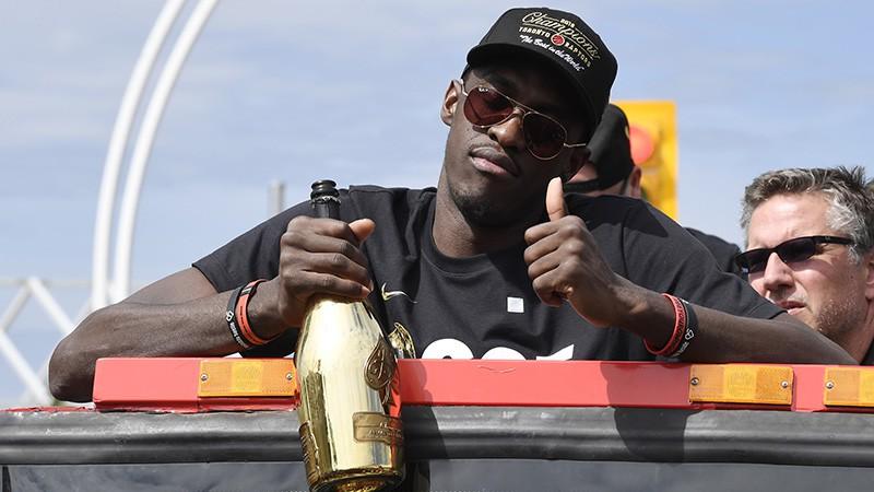 NBA čempions Siakams saņem 130 miljonu līguma pagarinājumu
