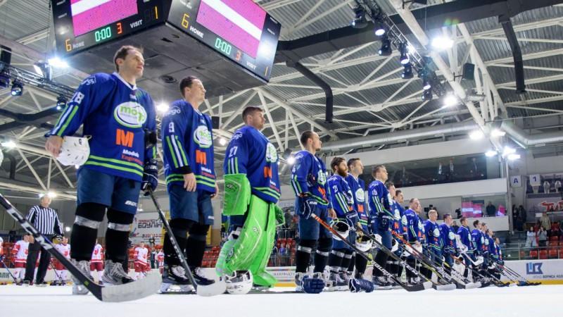"""""""Mogo"""" izšķirošajā cīņā pret Ukrainas čempioni """"Donbass"""""""