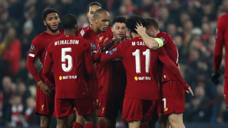 """""""Napoli"""" zaudē punktus pret """"Salzburg"""", """"Liverpool"""" uzvar """"Genk"""""""