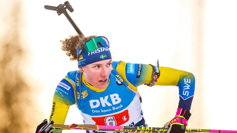 Zviedrija ar neveiksmīgu sākumu uzvar, Igaunijai piektā vieta pāru jauktajā stafetē