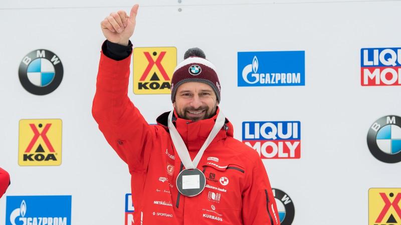 Martinam vēl viena otrā vieta, Tomasam labākais laiks otrajā braucienā