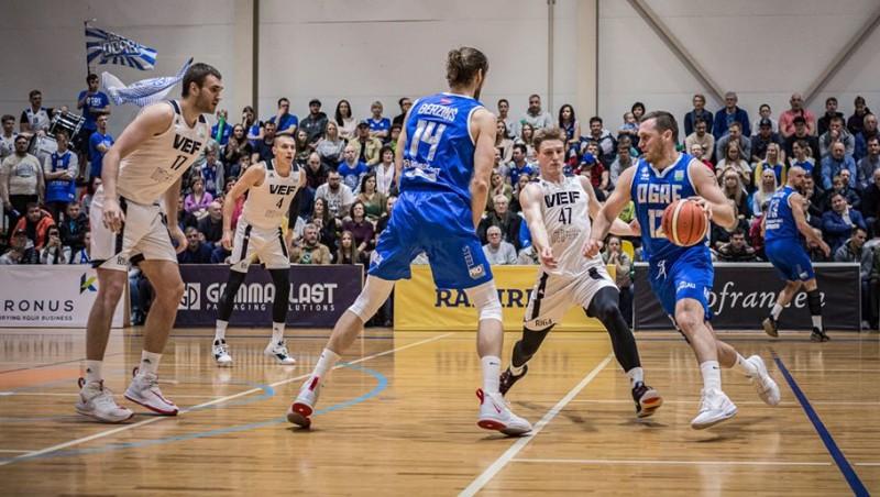 Latvijas-Igaunijas basketbola līga startēs 3. oktobrī