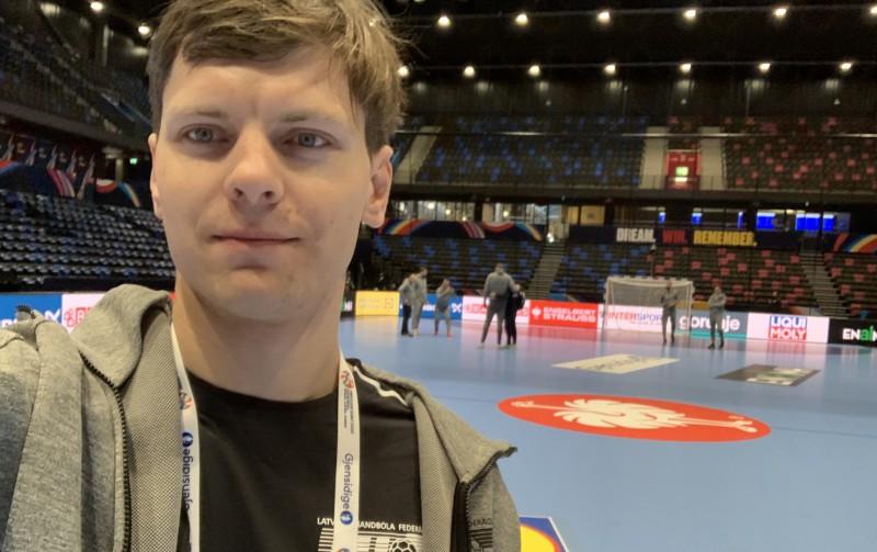 Blogs: handbola izlases debija EČ finālturnīrā vārtsarga acīm